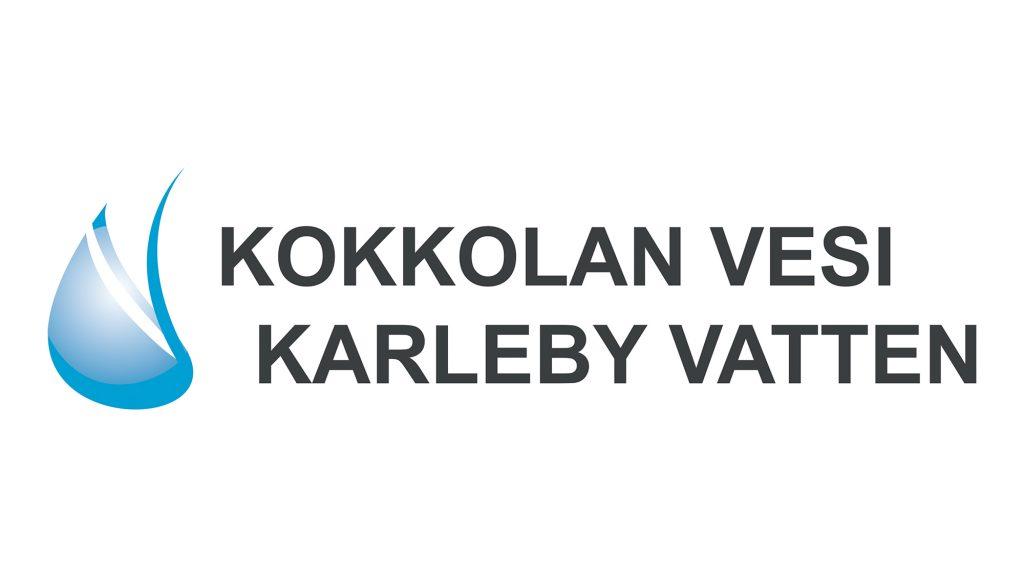 Kokkolan Vesi logo