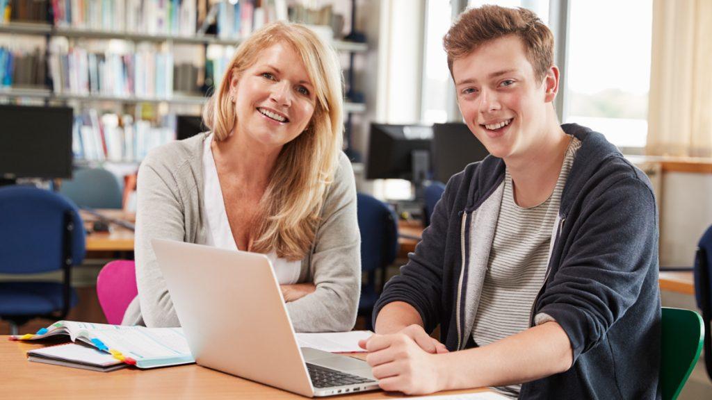 Studiehandledare och studerande