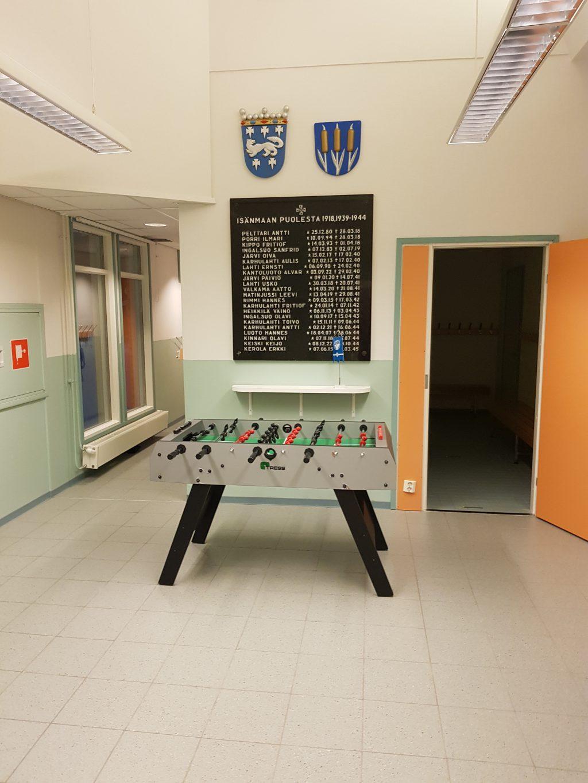 Koulun aula