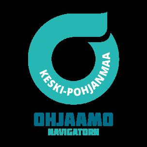 Ohjaamon sininen logo
