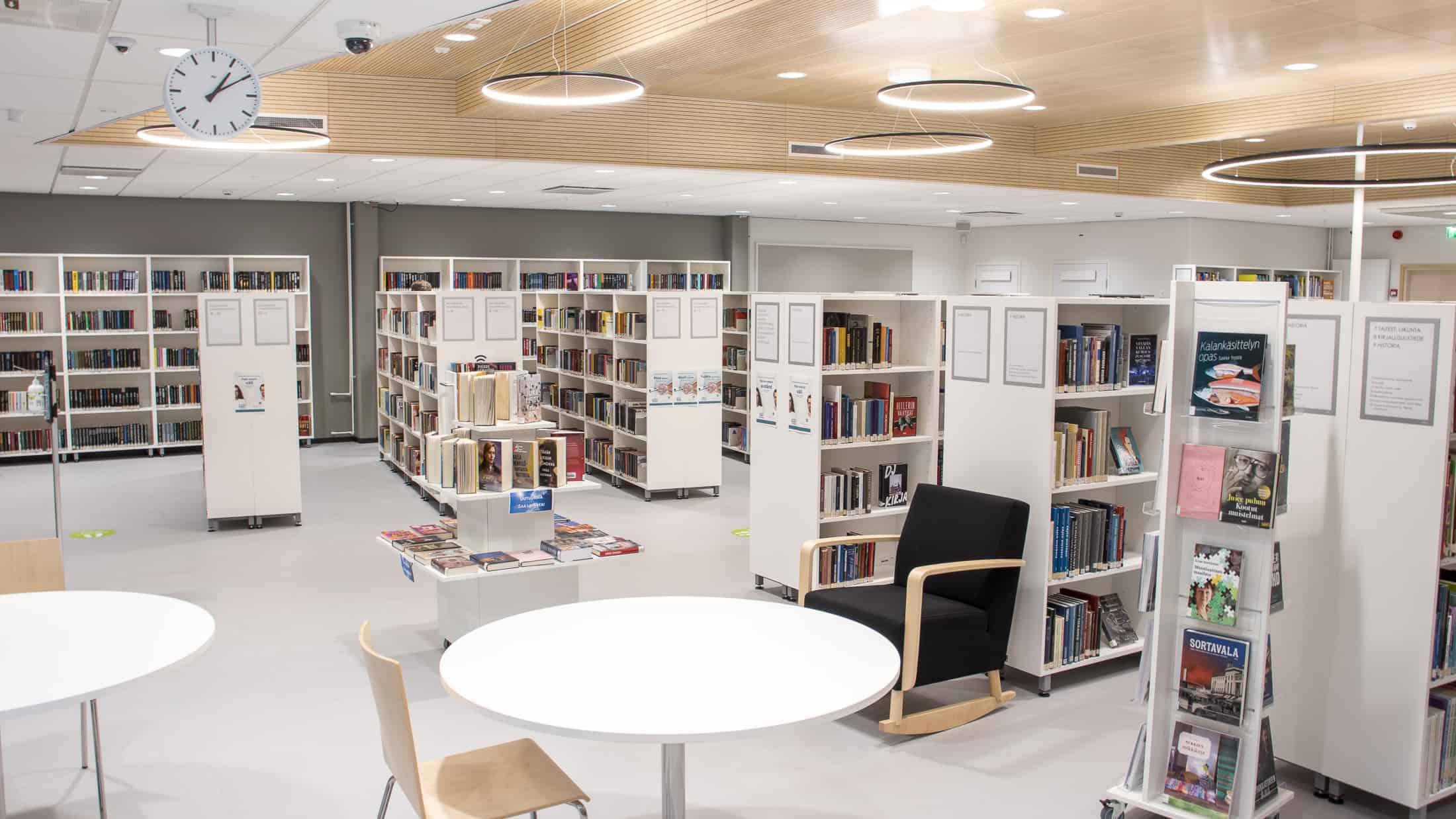 Koivuhaan kirjasto