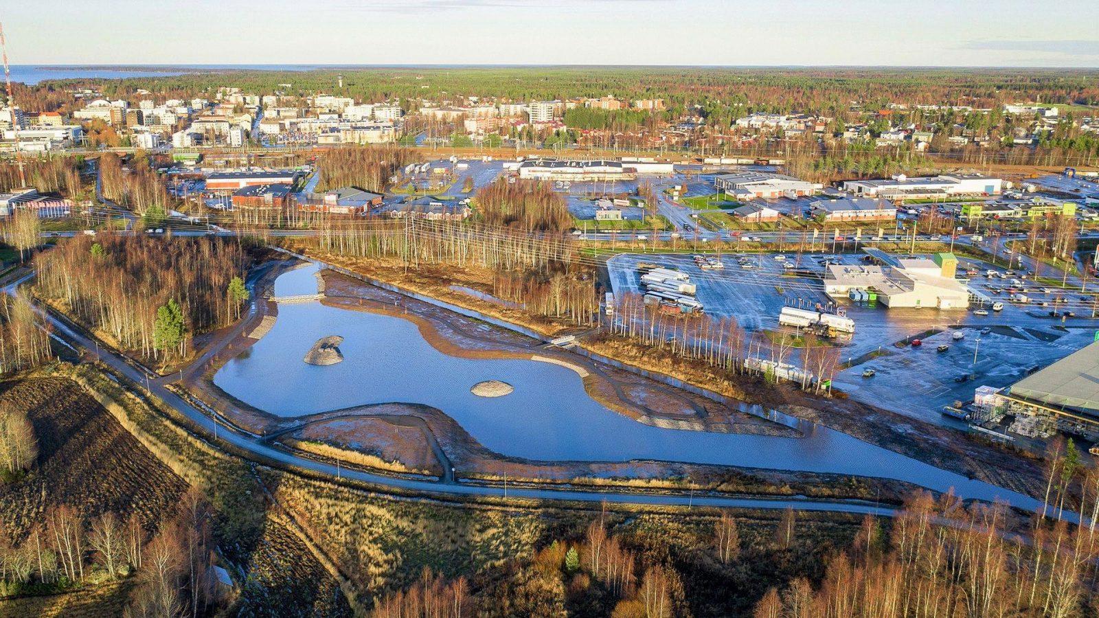 Kyrklunds våtmark