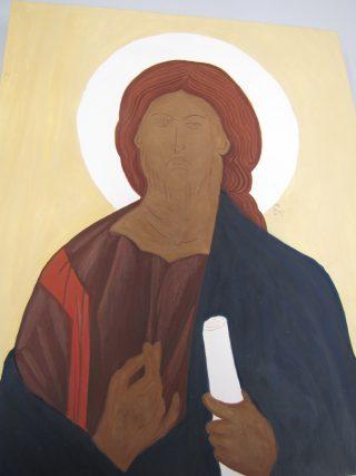 Ikoni; Jeesus.