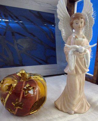 Omena ja enkeli.