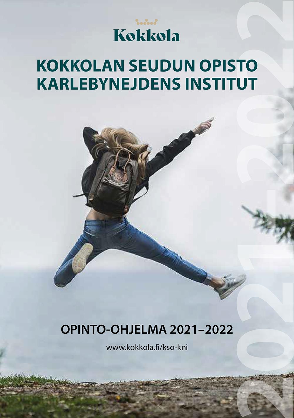 Opinto-ohjelma / kevät 2021